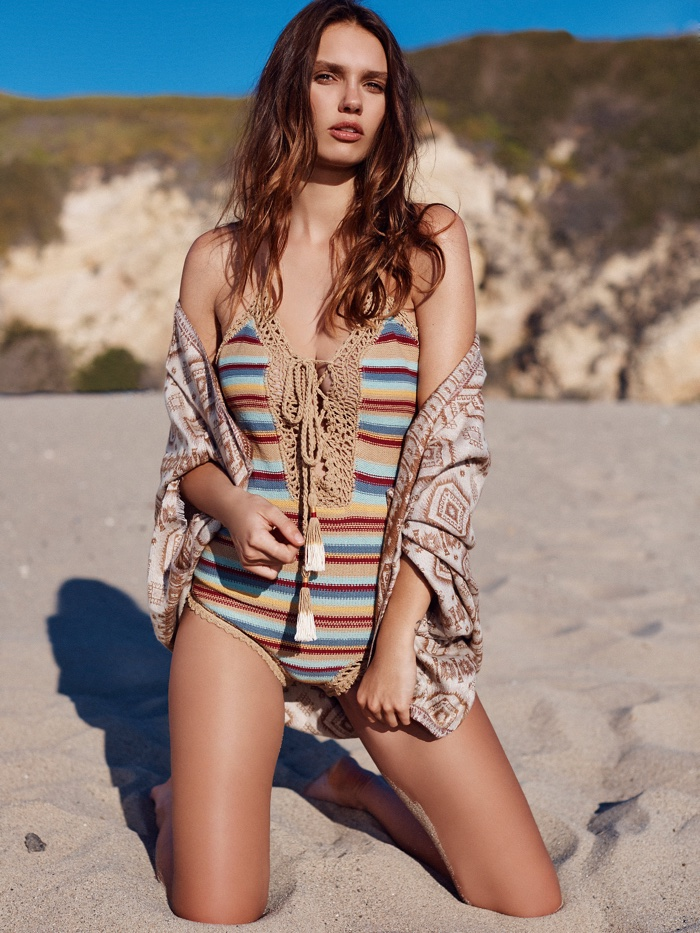 She-Made-Me-Dhari-Crochet-Striped-One-Piece-Swimsuit
