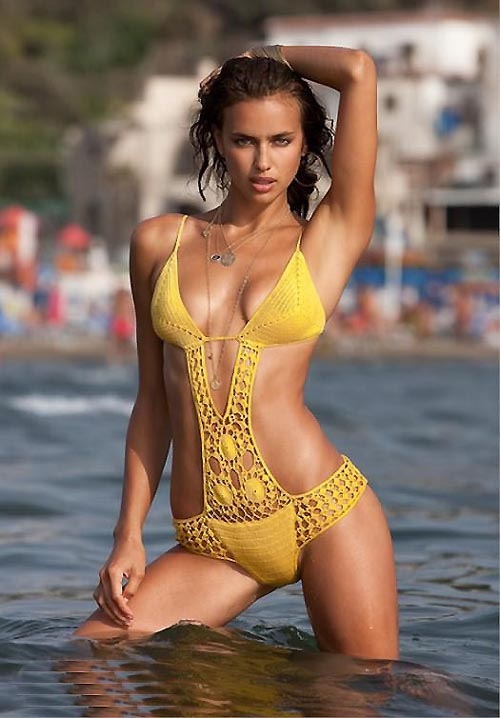 irina-shayk-in-yellow-crochet-monokini-photo-u1